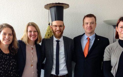 Prof. Miriam Metzger, Prof. Sabine Trepte, Tobias Dienlin, Prof. Jens Vogelgesang, Prof. Nicole Krämer